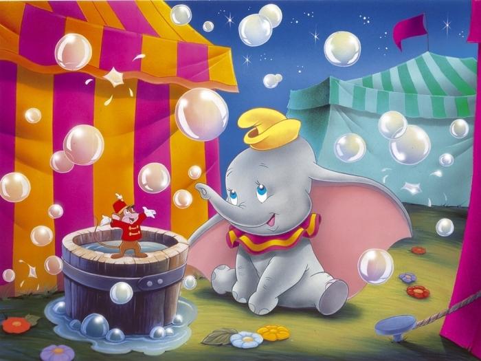 Dumbo e Timóteo