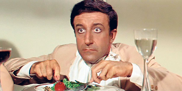 Peter Sellers em The Party